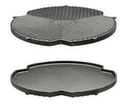 Afbeelding van CADAC GRILLOGAS REVERSIBLE GRILL PLATE