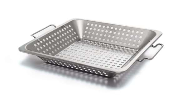 GRILL PRO WOK TOPPER VIERKANT ROESTVRIJ STAAL | Badé ... on Bade Outdoor Living id=35027