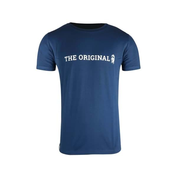 Afbeelding van T-SHIRT - THE ORIGINAL - BLUE