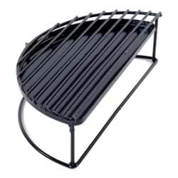 Afbeelding van BIG GREEN EGG HALF MOON RAISED GRID