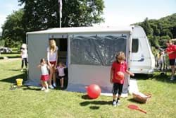 Afbeelding van PRIVACY ROOM CARAVANSTORE LIGHT