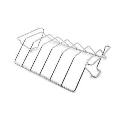 GRILL PRO RIBS & ROAST RACK | Badé - Outdoor Living on Bade Outdoor Living id=66952