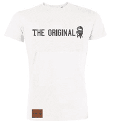 Afbeelding van T-SHIRT THE ORIGINAL - WHITE -