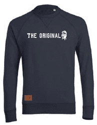 Afbeelding van SWEATER THE ORIGINAL - NAVY -